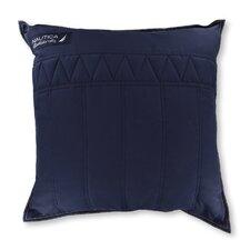 """Mainsail 18"""" Decorative Throw Pillow"""