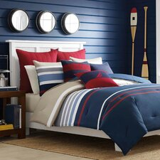 Bradford Reversible Comforter Set