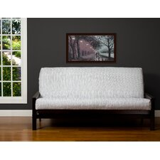 Wavelength Zipper Futon Slipcover