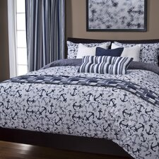 Anchor's Away Duvet Set