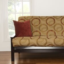 City Lights Full Futon Slipcover