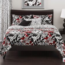 Poppy Forest Duvet Set