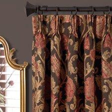 Hayworth Cotton Rod Pocket Single Curtain Panel