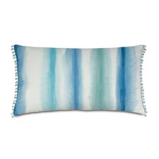Olympia Baldwin Hand-Painted Down Throw Pillow