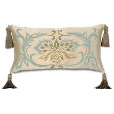 Winslet Hand-Painted Lumbar Pillow