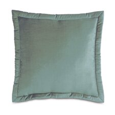 Lucerne Reuss Mitered Flange Velvet Throw Pillow
