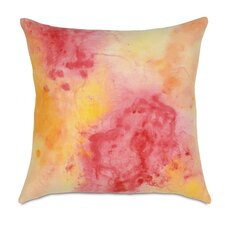 Portia y Hand PaintThrow Pillow