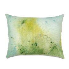 Portia y Hand-PaintedLumbar Pillow