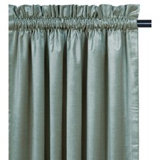 Lucerne Cotton Rod Pocket Single Curtain Panel