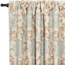 Kinsey Rod Pocket Single Curtain Panel