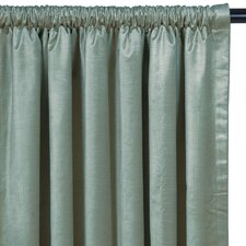 Lucerne Rod Pocket Single Curtain Panel