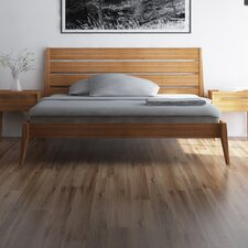 Sienna Panel Bed
