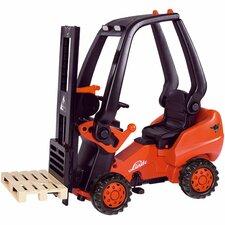 Linde Forklift Pedal Construction Vehicle