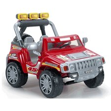 Injusa 12V Battery Powered Jeep