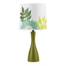"""Oscar Boudoir 18"""" H Table Lamp with Empire Shade"""