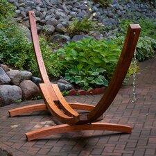 Wood Arc Hammock Frame