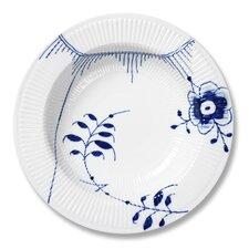 Blue Fluted Mega Serving Plate