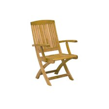 Braxton Folding Dining Arm Chair