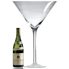 Essential Accessories 224 oz. Maxi Martini Glass