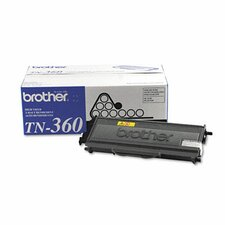 TN360 Toner Cartridge, Black