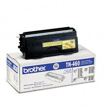 Tn460 High-Yield Toner, 6000 Page-Yield