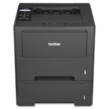 Hl-6180Dwt Wireless Laser Printer With Dual Trays