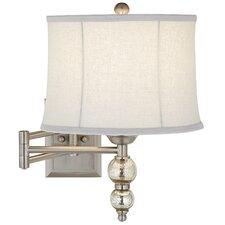 Manhattan Chic Swing Arm Wall Lamp
