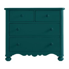 Coastal Living Retreat 3 Drawer Media Chest