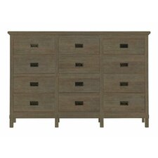 Resort 12 Drawer Haven's Harbor Dresser