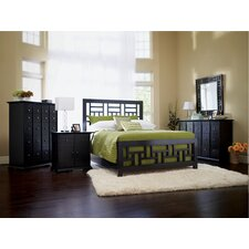 Perspectives Panel Customizable Bedroom Set