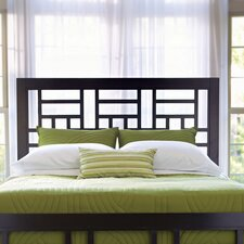 Perspectives Wood Headboard