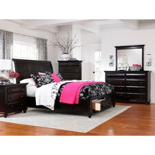 Farnsworth Sleigh Customizable Bedroom Set