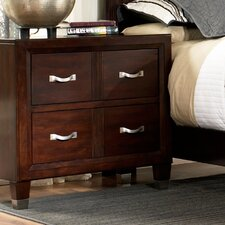 East Lake 2 2 Drawer Nightstand