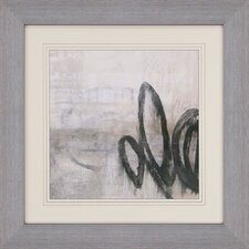 Soft Touch III by PI Studio Framed Painting Print