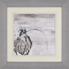 Soft Touch II by PI Studio Framed Painting Print