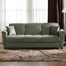 Aspen Full Convertible Sofa