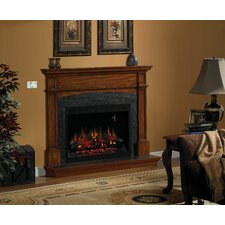 "36"" Built-In Electric Fireplace"