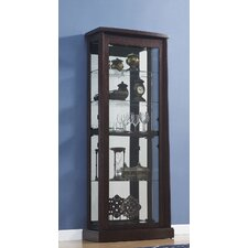 Boomerang Curio Display Cabinet