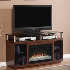 Drew TV Stand with Electric Fireplace