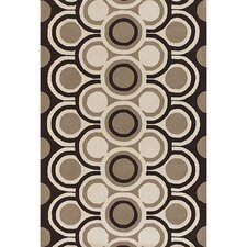 Fresca Brown/Tan Area Rug