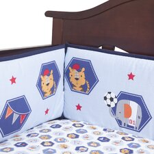 Baby League Crib Bumper