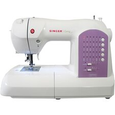 Curvy Basic Contemporary Sewing Machine