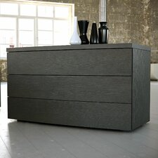 Ludlow 3 Drawer Dresser