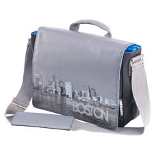 Boston Messenger Bag with Click System™