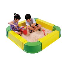 4 Sided 5' Square Sandbox