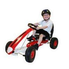 Aero Air Tire Pedal Car