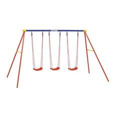 Multi-Play Swing Set