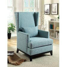 Amory High Back Arm Chair
