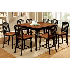 Tanner 7 Piece Counter Height Pub Dining Set