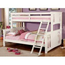 Spring Twin Over Queen Standard Bunk Bed